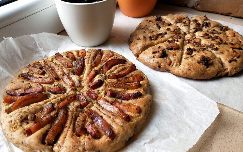 Chlebové koláče