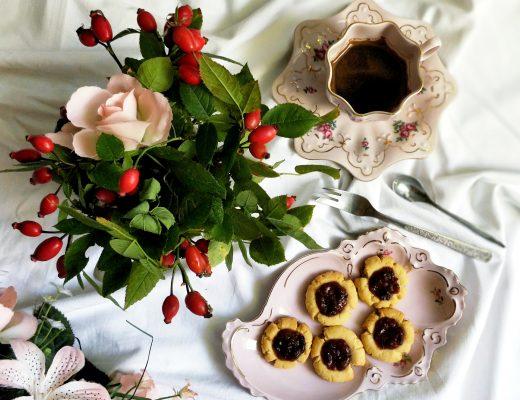 Koláčky Šípkové Růženky