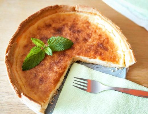 Francouzský citronový dort