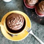 Pařížské cupcakes