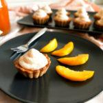 Tartalerka s meruňkovou pěnou
