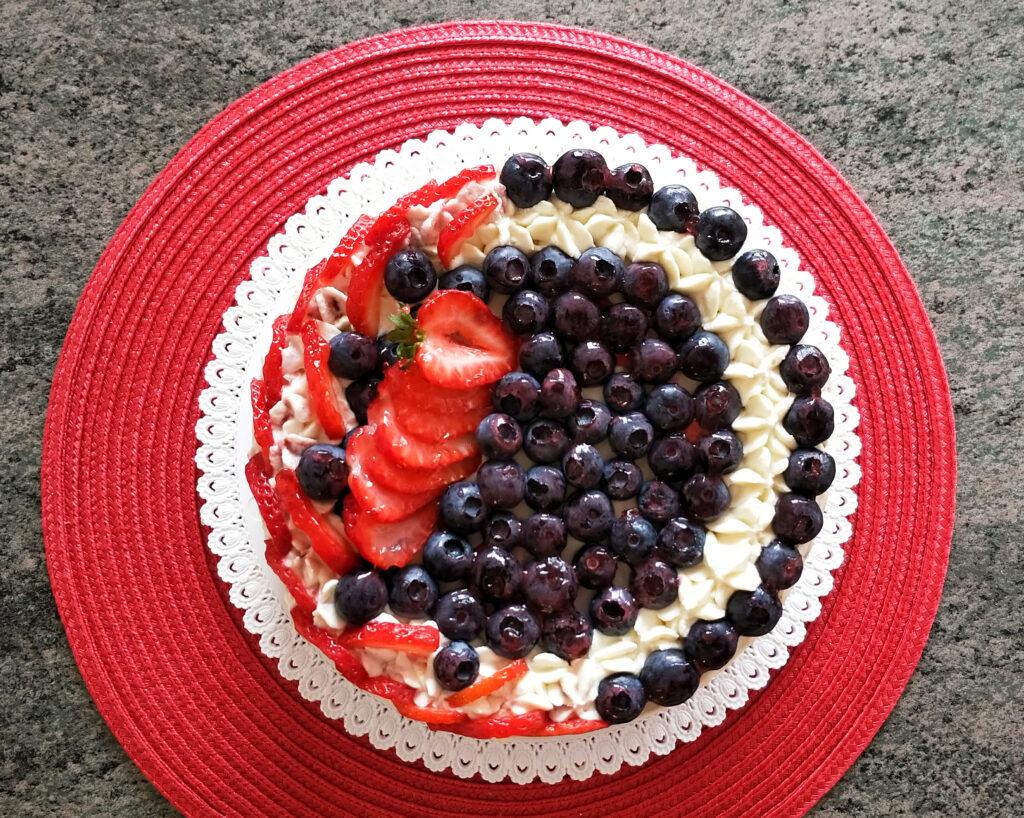 Ovocné zdobení